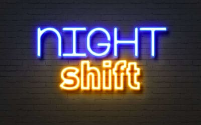 Five Helpful Tips for Night Shift Workers